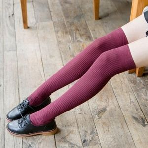 Miss Babydoll Accessories - ❤️NEW Sexy Knit Over the Knee Stockings